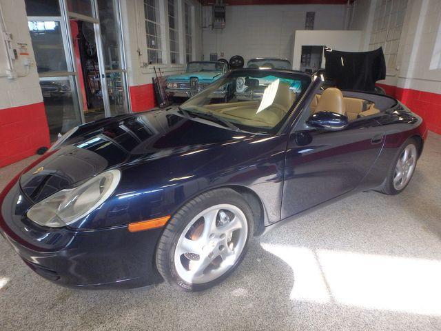 1999 Porsche 911 Conv. Carrera 4 (AWD) SUMMER STUNNER Saint Louis Park, MN 15