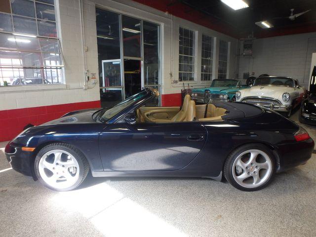 1999 Porsche 911 Conv. Carrera 4 (AWD) SUMMER STUNNER Saint Louis Park, MN 16