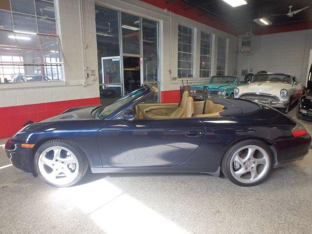 1999 Porsche 911 Conv. Carrera 4 (AWD) SUMMER STUNNER Saint Louis Park, MN 17