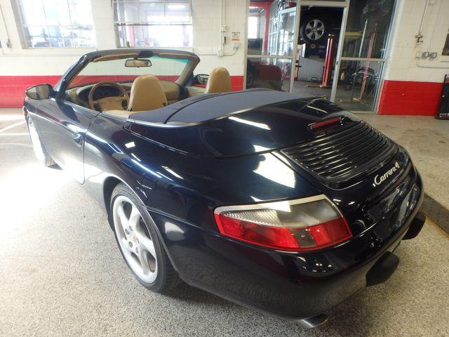 1999 Porsche 911 Conv. Carrera 4 (AWD) SUMMER STUNNER Saint Louis Park, MN 18