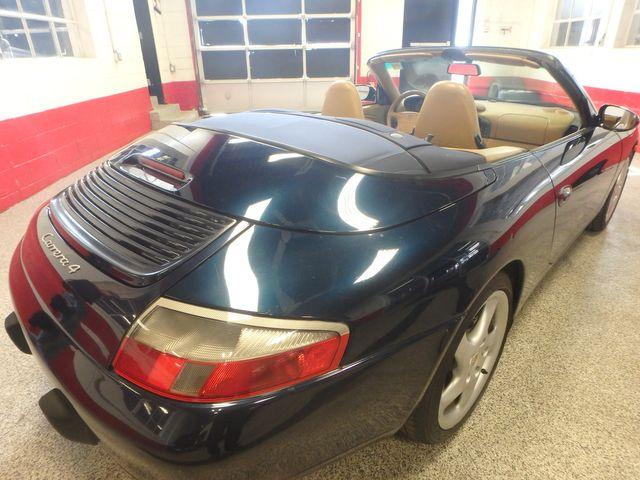 1999 Porsche 911 Conv. Carrera 4 (AWD) SUMMER STUNNER Saint Louis Park, MN 19