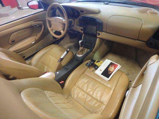 1999 Porsche 911 Conv. Carrera 4 (AWD) SUMMER STUNNER Saint Louis Park, MN 6