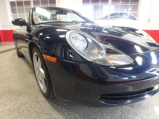 1999 Porsche 911 Conv. Carrera 4 (AWD) SUMMER STUNNER Saint Louis Park, MN 24