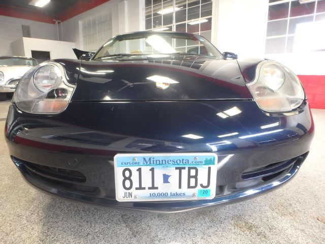1999 Porsche 911 Conv. Carrera 4 (AWD) SUMMER STUNNER Saint Louis Park, MN 25
