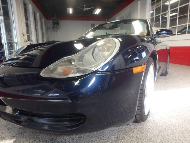 1999 Porsche 911 Conv. Carrera 4 (AWD) SUMMER STUNNER Saint Louis Park, MN 26