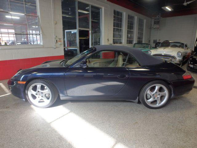 1999 Porsche 911 Conv. Carrera 4 (AWD) SUMMER STUNNER Saint Louis Park, MN 10