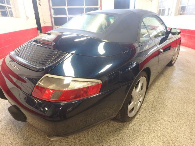 1999 Porsche 911 Conv. Carrera 4 (AWD) SUMMER STUNNER Saint Louis Park, MN 12