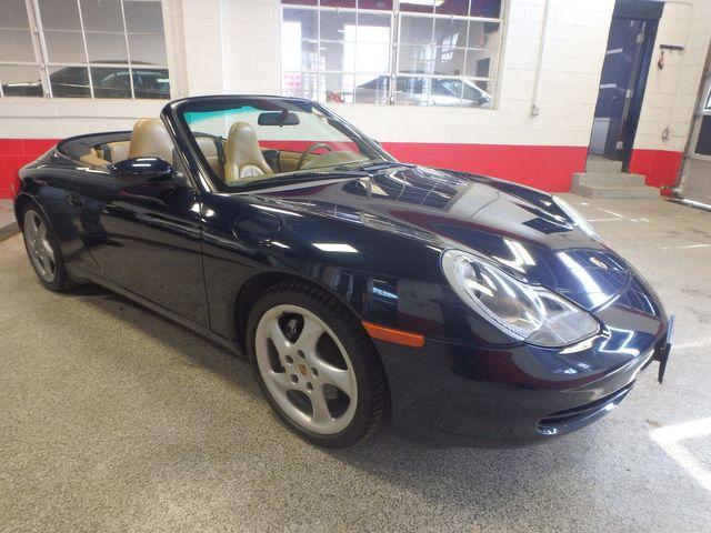 1999 Porsche 911 Conv. Carrera 4 (AWD) SUMMER STUNNER Saint Louis Park, MN 2