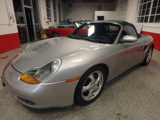 1999 Porsche Boxster 5-speed manual convertible, tight! Saint Louis Park, MN 9
