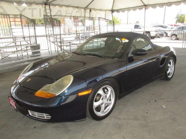 1999 Porsche Boxster Gardena, California