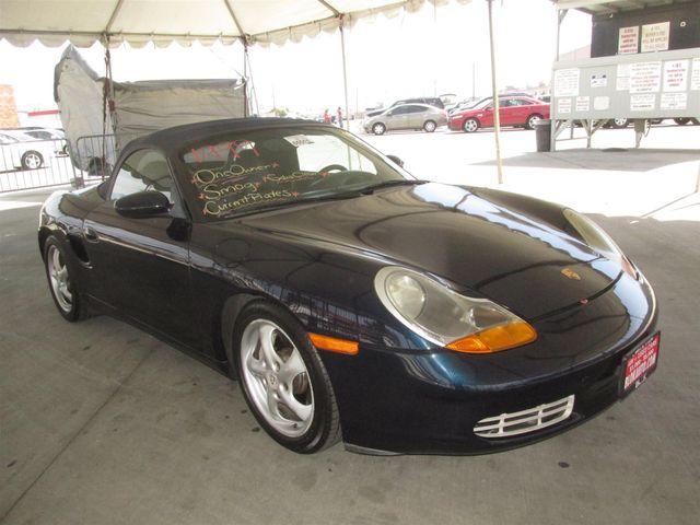 1999 Porsche Boxster Gardena, California 3