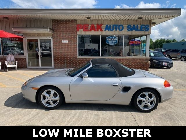 1999 Porsche Boxster Base in Medina, OHIO 44256