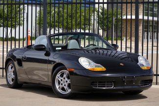 1999 Porsche Boxster ****** 1 OWNER EXCELLENT SERVICE RECORDS***** in Plano TX, 75093
