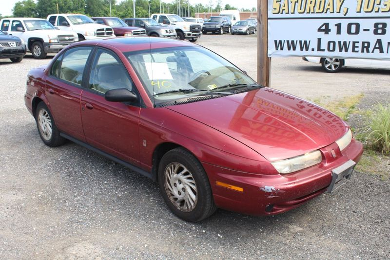 1999 Saturn SL   city MD  South County Public Auto Auction  in Harwood, MD