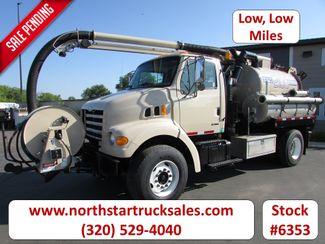 1999 Sterling L-Line Vac Truck   St Cloud MN  NorthStar Truck Sales  in St Cloud, MN