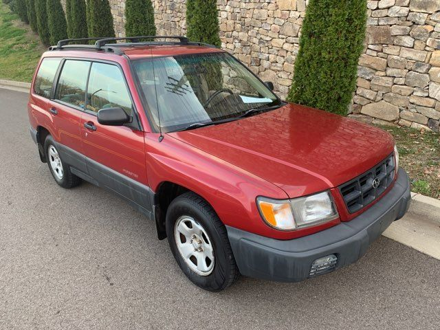 1999 Subaru-2 Owner!! Awd! Mint Condition! Forester-BUY HERE PAY HERE L-CARMARTSOUTH.COM