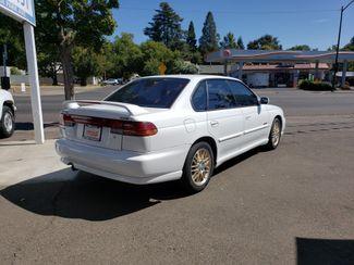 1999 Subaru Legacy Sedan GT Ltd 30th Chico, CA 2