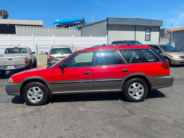 1999 Subaru LEGACY OUTBACK AWD 2.5L 4CYL. 5-SPD MANUAL 1 OWNER, NO ACCIDENTS, CLEAN TITLE, ONLY 73K