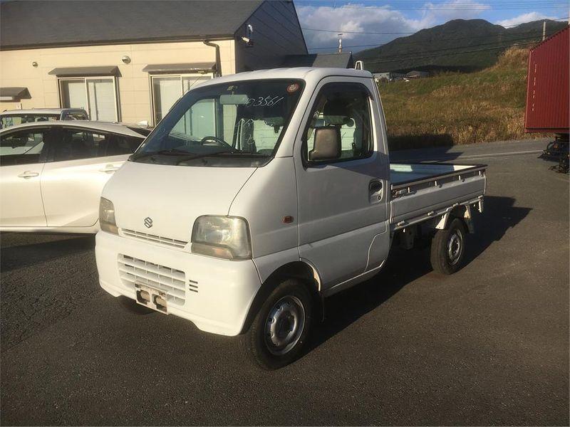 1999 Suzuki 4wd Japanese Minitruck [a/c]  | Jackson, Missouri | GR Imports in Jackson Missouri