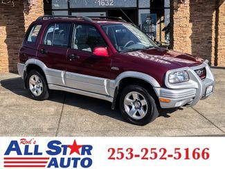 1999 Suzuki Grand Vitara JLX 4WD in Puyallup Washington, 98371