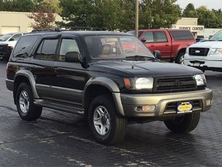 1999 Toyota 4Runner Limited | Champaign, Illinois | The Auto Mall of Champaign in Champaign Illinois
