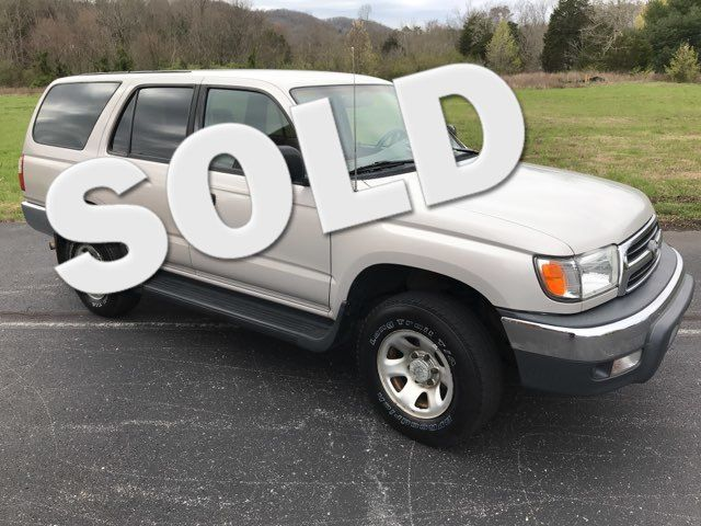 1999 Toyota 4Runner Base Knoxville, Tennessee 0