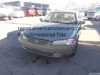 1999 Toyota Camry XLE Salt Lake City, UT