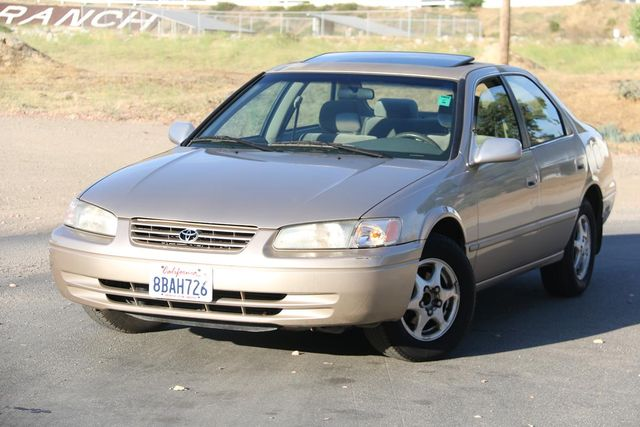 1999 Toyota Camry LE Santa Clarita, CA 4