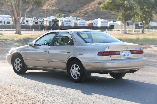 1999 Toyota Camry LE Santa Clarita, CA 5