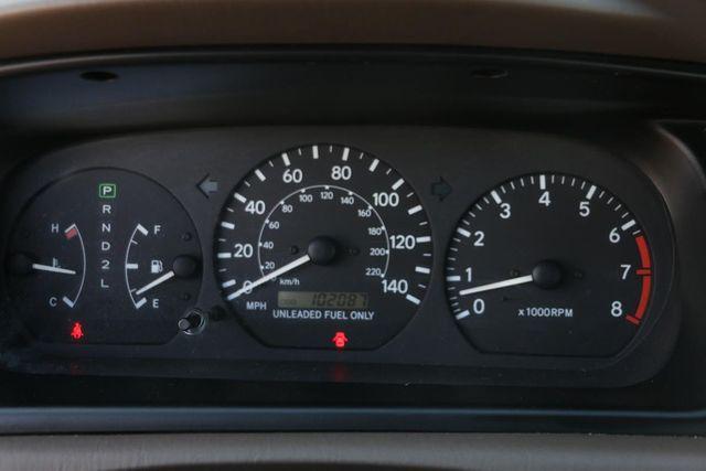 1999 Toyota Camry LE Santa Clarita, CA 18