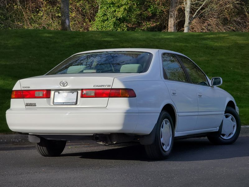 1999 Toyota Camry CE 69935 Original Miles 1 Owner Showroom Condition  city Washington  Complete Automotive  in Seattle, Washington