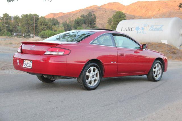 1999 Toyota Camry Solara SE Santa Clarita, CA 6