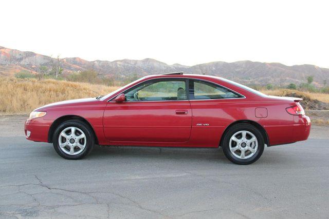 1999 Toyota Camry Solara SE Santa Clarita, CA 10