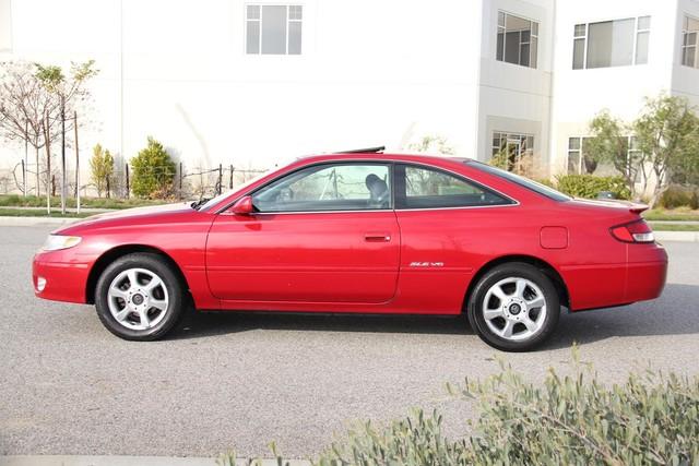 1999 Toyota Camry Solara SLE Santa Clarita, CA 10