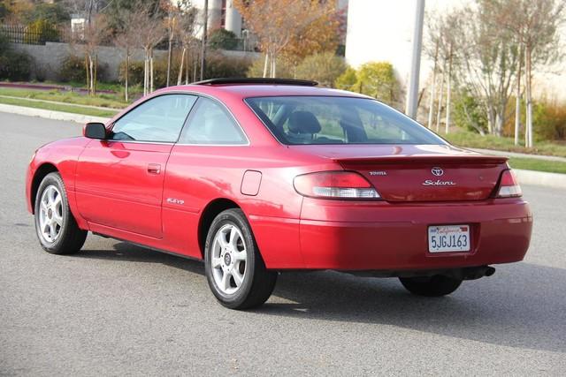 1999 Toyota Camry Solara SLE Santa Clarita, CA 5