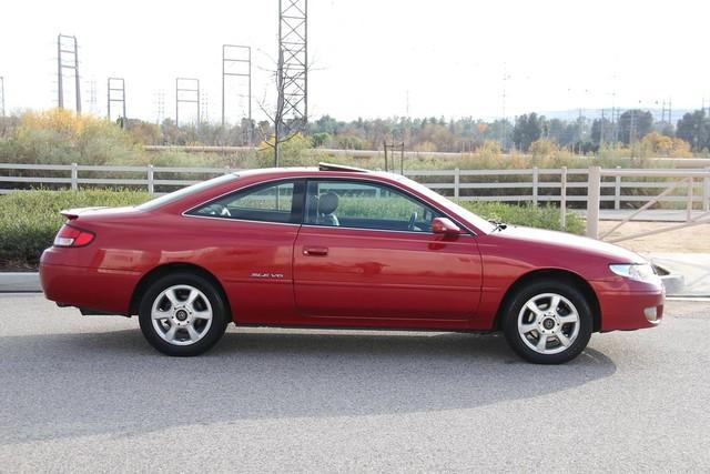 1999 Toyota Camry Solara SLE Santa Clarita, CA 11