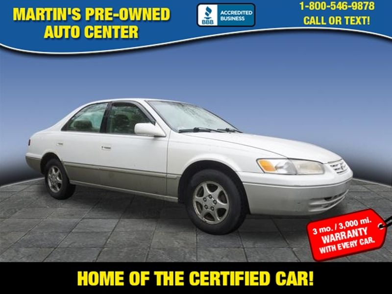 1999 Toyota Camry LE | Whitman, MA | Martin's Pre-Owned Auto Center