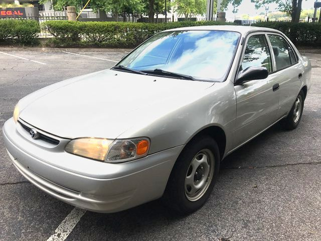 1999 Toyota Corolla VE in Knoxville, Tennessee 37920