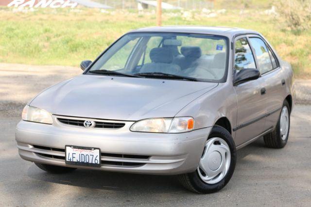 1999 Toyota Corolla CE Santa Clarita, CA 4