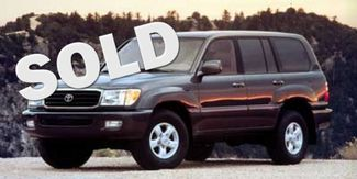 1999 Toyota Land Cruiser 4DR 4WD V8 AT in Albuquerque, New Mexico 87109