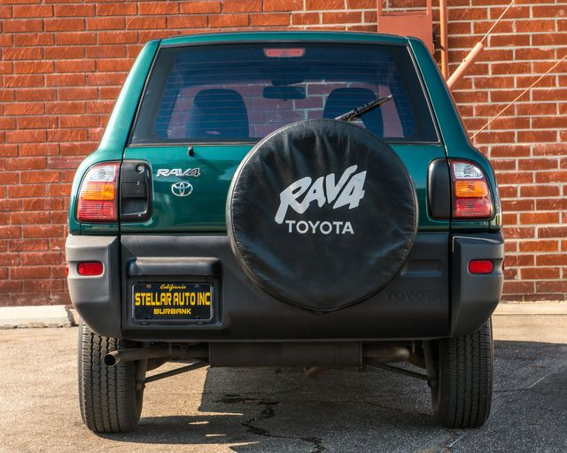 1999 Toyota RAV4 4WD Burbank, CA 6