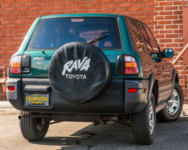 1999 Toyota RAV4 4WD Burbank, CA 7