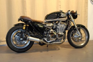 New 1999 Triumph TRIUMPH THUNDERBIRD SPORT CUSTOM BUILT TO ORDER BRITISH CAFE RACER MOTORCYCLE Mendham