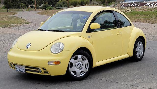 1999 Volkswagen New Beetle GLS Santa Clarita, CA 1