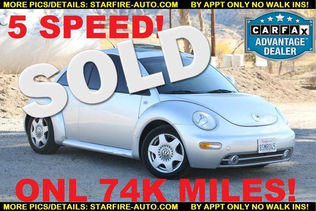 1999 Volkswagen New Beetle GLS Santa Clarita, CA