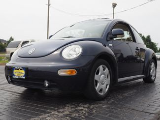 1999 Volkswagen New Beetle GLS | Champaign, Illinois | The Auto Mall of Champaign in Champaign Illinois