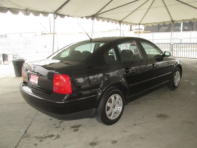 1999 Volkswagen Passat GLS Gardena, California 2