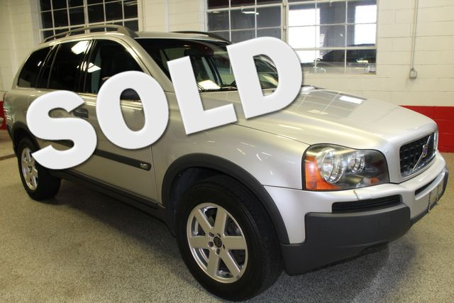 2004 Volvo Xc90 Awd, 3rd ROW SEATING, STRONG & SAFE WINTER DRIVER Saint Louis Park, MN