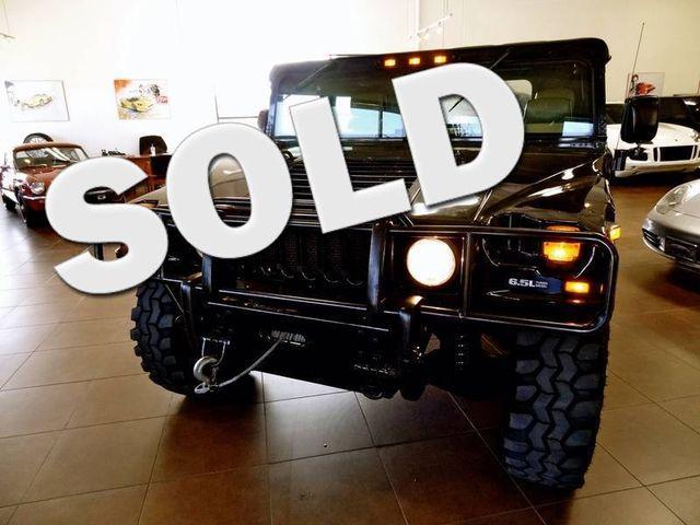 2000 Hummer H1 La Jolla, California