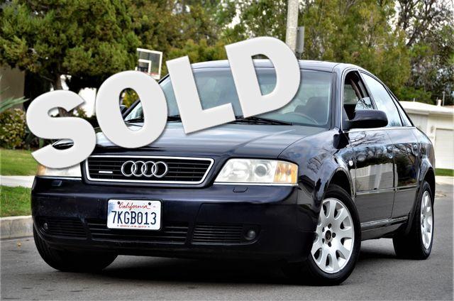 2000 Audi A6 Reseda, CA